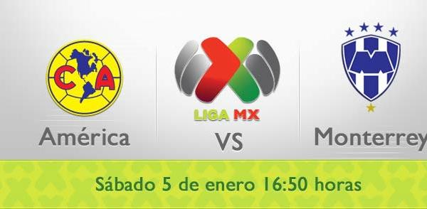 América vs Monterrey en vivo, Clausura 2013 (Liga MX) - america-monterrey-en-vivo-clausura-2013