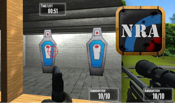 app asociacion nacional del rifle Continúa la polémica del caso en Connecticut tras el lanzamiento de la app NRA: Practice Range para iOS