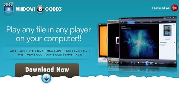 Codecs de Windows 8 para reproducir cualquier formato de audio y video - codecs-video-windows-8