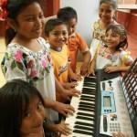 Samsung México apoyando a las comunidades Mayas - fundacion-haciendas-mundo-maya