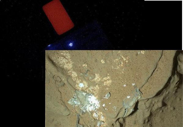Primeras imágenes nocturnas de Marte tomadas por Curiosity - imagen-de-noche-marte-por-curiosity