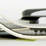 Primer edificio que será construido con una impresora 3D - landspace-house-middle