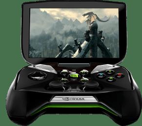 NVIDIA anuncia Project Shield, su propia consola portátil de juegos [CES 2013] - multi-touch_display