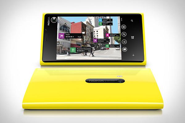 Nokia vende 16 millones de teléfonos en el último cuarto del año - nokia-lumia-920