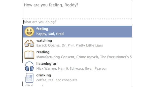 Facebook prueba nuevos iconos para las actualizaciones de estado - nuevos-iconos-de-facebook