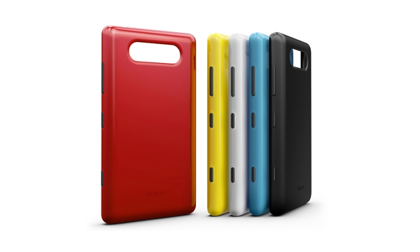 Nokia permitirá que personalices tu Lumia 820 gracias a la impresión 3D - personaliza-nokia-lumia-820