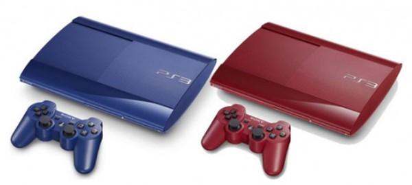 Sony presenta dos nuevos colores de PlayStation 3 - ps3-dos-nuevos-colores-600x269