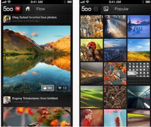 La aplicación 500px regresó a la App Store después de ser retirada por contenido para adultos