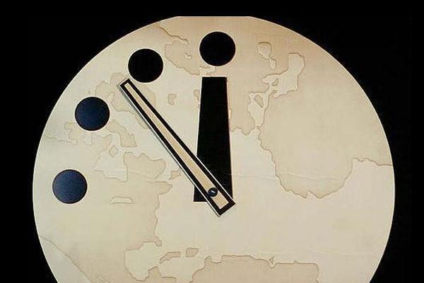 Qué tan cerca estamos de una catástrofe mundial según el reloj del juicio final - reloj-del-juicio-final