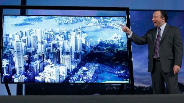 Samsung presenta su nueva TV Ultra HD de 85 pulgadas [CES 2013] - samsung-tv-ultra-hd-ces-2013