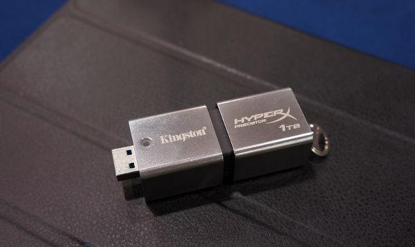 Kingston se hace presente con su USB de 1 TB [CES 2013] - usb-de-1tb-de-kingston