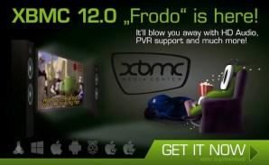 XBMC 12 «Frodo» ya está disponible con varias novedades interesantes