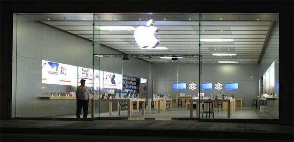Apple patenta el diseño de sus tiendas físicas - Apple-Store