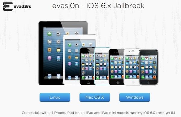 Evasi0n se actualiza a la versión 1.1 y soluciona los errores del Jailbreak a iOS 6.1 - Evasi0n-1-1