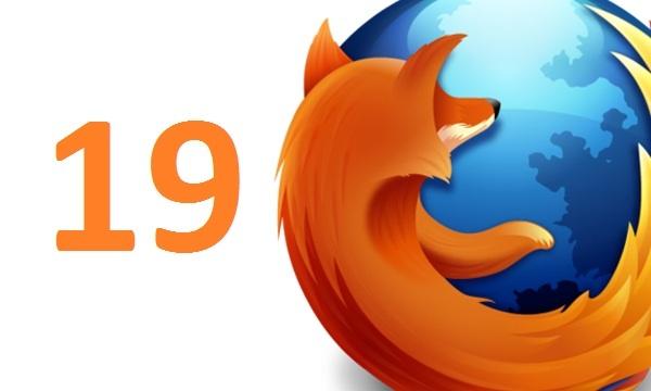 Firefox 19 es lanzado y llega con un nuevo visor de PDF - Firefox-19