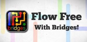 Flow Free: Bridges el nuevo juego para iOS y Android que pondrá al límite tu inteligencia