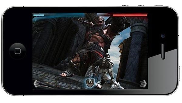 Infinity Blade para iOS gratis hasta el 21 de febrero - Infinity-Blade-iOS