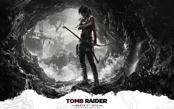 Espectacular tráiler de lanzamiento de Tomb Raider para PC, PS3 y Xbox 360 - Official-Tomb-Raider-2013-Box-Art