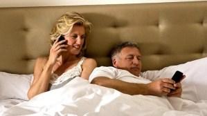 En el sexo, las personas prefieren a sus tabletas que a su pareja revela estudio