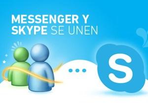 Microsoft forzará a los usuarios de MSN a utilizar Skype a partir del 8 de abril