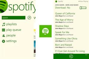 Spotify para Windows Phone por fin disponible