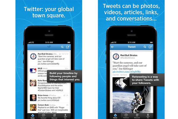 Twitter actualiza sus aplicaciones de iOS y Android para poder encontrar tuits de manera más rápida - Twitter-para-Android-iOS