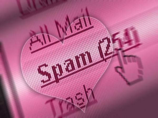 San Valentín: Oportunidad para los cibercriminales - Valentine-Spam-600x450