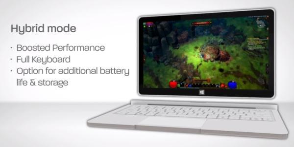 AMD Turbo Dock es la solución de AMD para las tabletas híbridas con teclados - amd-turbo-dock