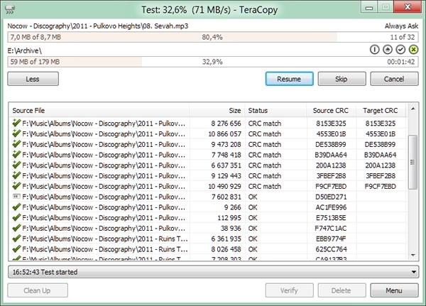Copiar archivos más rápido en Windows gracias a TeraCopy - copiar-archivos-windows