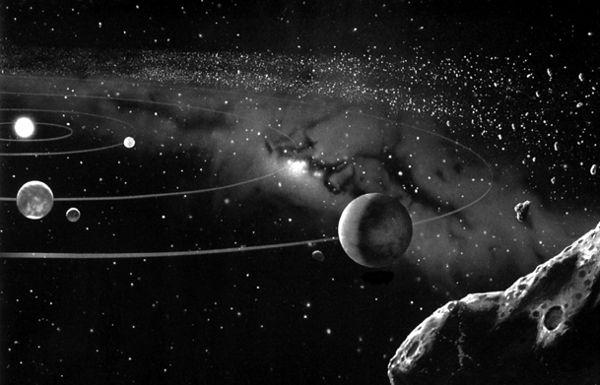 Diferencia entre asteroide, meteoro y meteorito - diferencia-asteroide-y-meteorito