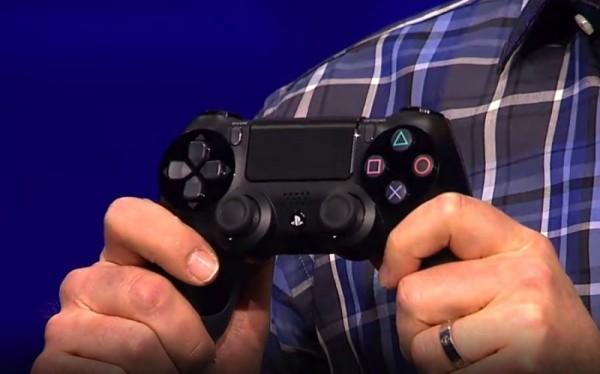 Sony presenta el PlayStation 4 de manera oficial - dual-shock-600x374