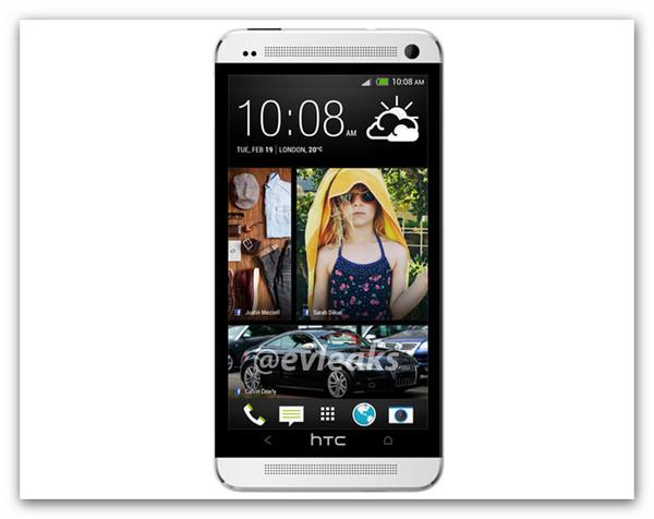 htc one 2013 Se filtran imágenes del nuevo smartphone estrella de HTC