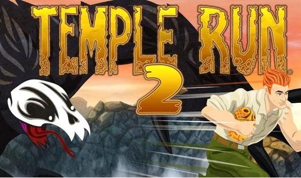 Temple Run 2 supera las 50 millones de descargas en tan solo dos semanas - juego-temple-run-2