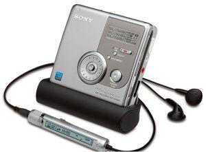 Sony anuncia el fin del MiniDisc, lo dejarán de vender en Marzo