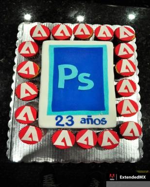 23 años de Photoshop - pastel-ps