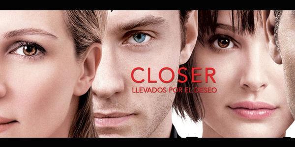 Película online: Closer, llevados por el deseo, excelente película para disfrutar este fin de semana - pelicula-online-closer