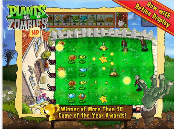 Plantas vs Zombies gratis en la App Store por tiempo limitado - plantas-vs-zombies-gratis-en-ios