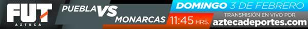 Puebla vs Morelia en vivo, Clausura 2013 (Liga MX) - puebla-monarcas-en-vivo-clausura-2013