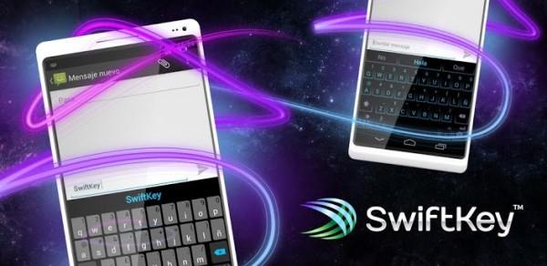 Swiftkey es uno de los mejores teclados para Android y ahora se actualiza a la versión 4 - swiftkey-4-600x292