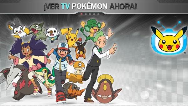 Ver capítulos de Pokémon gratis con TV Pokémon para iOS y Android - ver-capitulos-pokemon-para-android