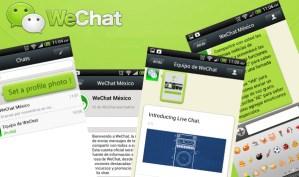 WeChat, novedosa plataforma social y de mensajería instantánea