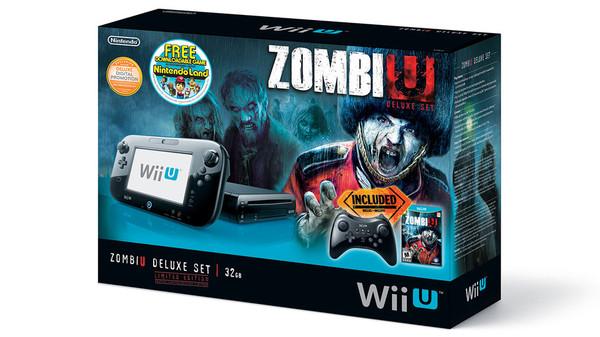 Nintendo Wii U Deluxe con ZombiU y Pro Controller por 389 dólares - wii-u-zombiu-bundle_