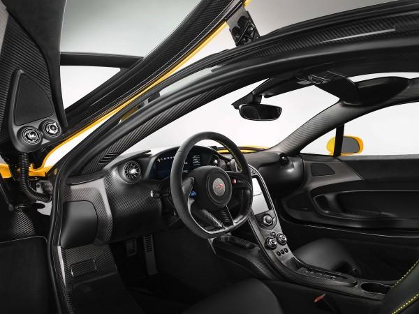 McLaren P1, el automóvil del millón de euros más rápido que un automóvil Formula 1 - Adelanto_McLaren_P1_6-600x450