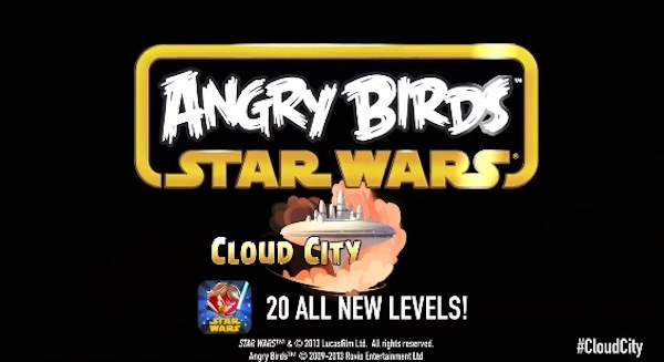 Angry Birds Starwars: Cloud City estrena tráiler - Angry-Birds-Starwars-Cloud-City