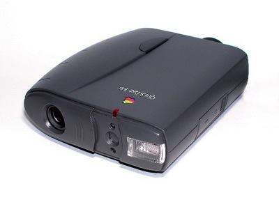 La influencia de Apple en la fotografía (digital) - Apple-QuickTake-100