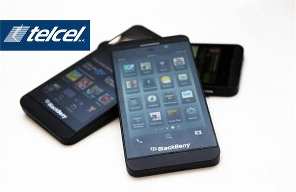BlackBerry Z10 llegará a México en marzo - Blackberry-z10-telcel