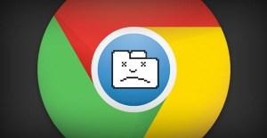 Chrome para Mac se cierra inesperadamente por un error, pronto la solución