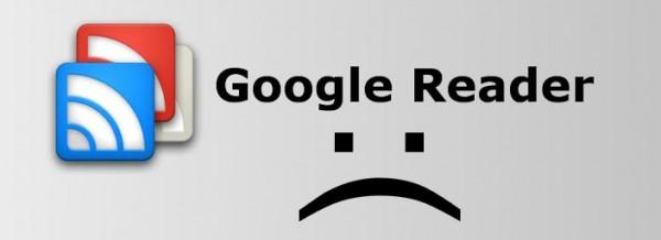 Google Reader cerrará el próximo 1º de julio - Google-Reader-cierra-600x218