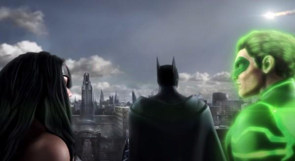 Infinite Crisis, el nuevo juego multiplayer en línea de DC Comics estrena tráiler - Infinite-Crisis-600x328