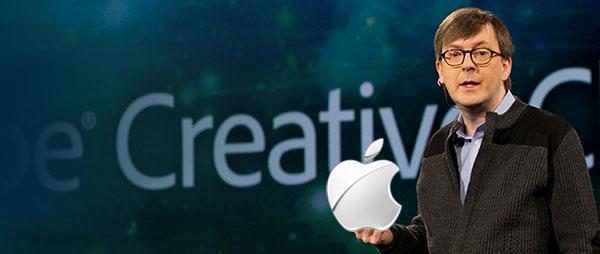 Apple contrata a Kevin Lynch, alto ejecutivo de Adobe - Kevin-Lynch-contratado-por-Apple